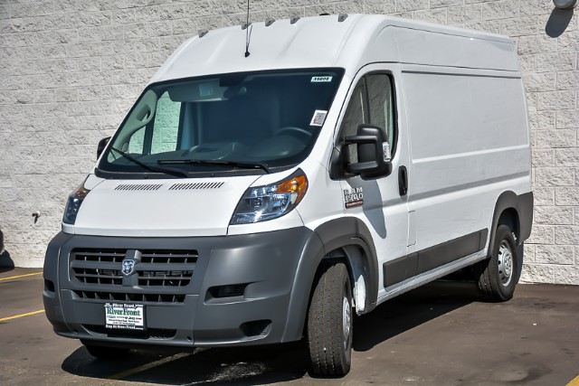 2018 ProMaster 1500 High Roof 4x2,  Empty Cargo Van #18808 - photo 8