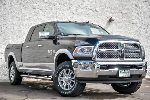 2018 Ram 2500 Mega Cab 4x4, Pickup #18905 - photo 3