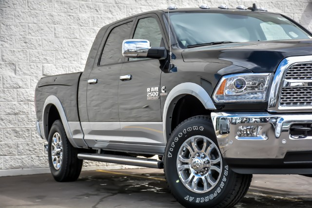 2018 Ram 2500 Mega Cab 4x4, Pickup #18905 - photo 4