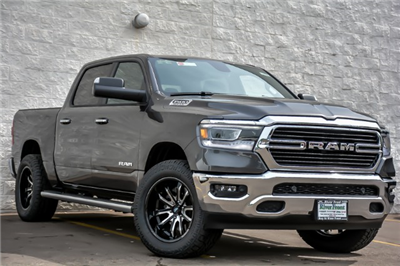 2019 Ram 1500 Crew Cab 4x4,  Pickup #19064 - photo 3