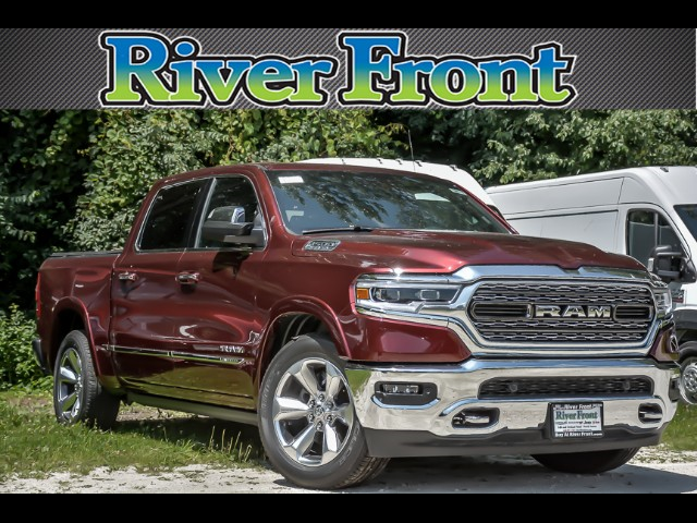 2019 Ram 1500 Crew Cab 4x4,  Pickup #19074 - photo 1