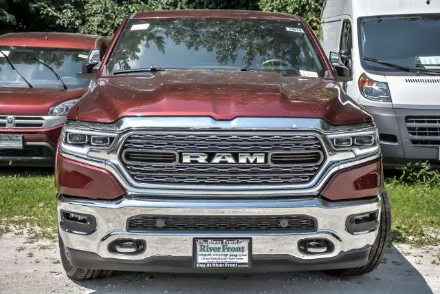 2019 Ram 1500 Crew Cab 4x4,  Pickup #19074 - photo 3