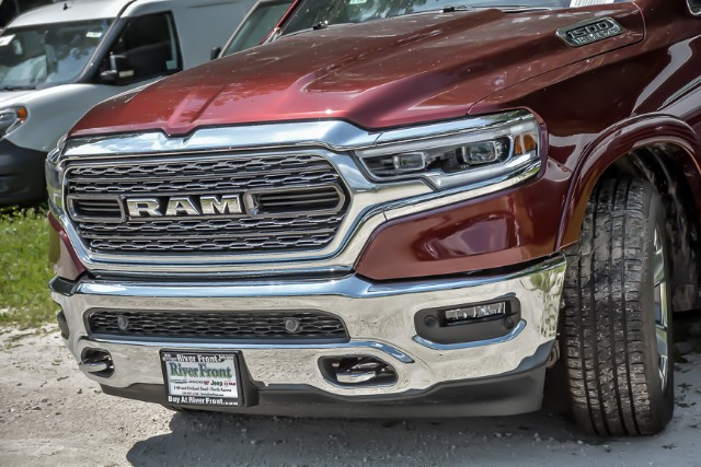 2019 Ram 1500 Crew Cab 4x4,  Pickup #19074 - photo 4