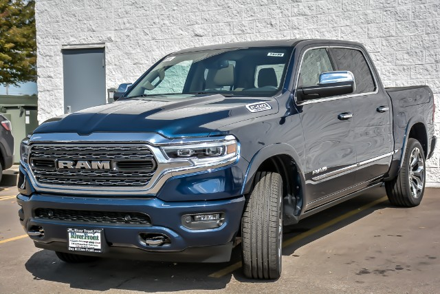2019 Ram 1500 Crew Cab 4x4,  Pickup #19195 - photo 2