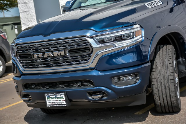 2019 Ram 1500 Crew Cab 4x4,  Pickup #19195 - photo 4