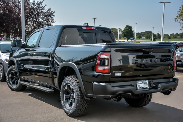 2019 Ram 1500 Crew Cab 4x4,  Pickup #19202 - photo 7