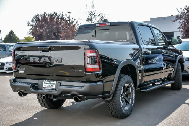 2019 Ram 1500 Crew Cab 4x4,  Pickup #19202 - photo 2