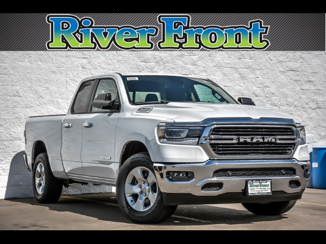 2019 Ram 1500 Quad Cab 4x4,  Pickup #19207 - photo 1