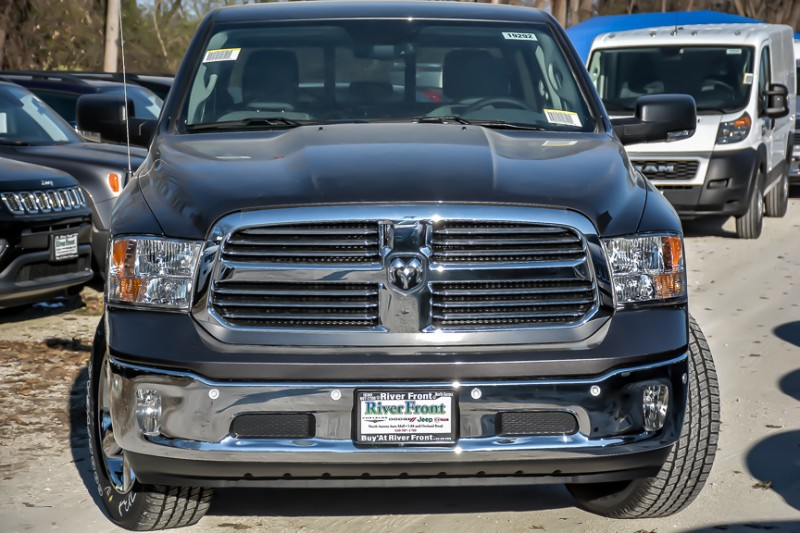 2019 Ram 1500 Crew Cab 4x4,  Pickup #19292 - photo 4