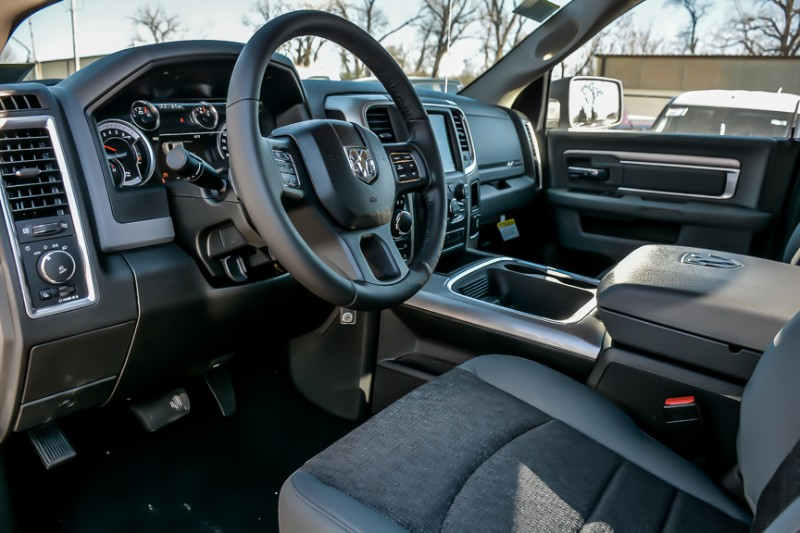 2019 Ram 1500 Crew Cab 4x4,  Pickup #19305 - photo 6