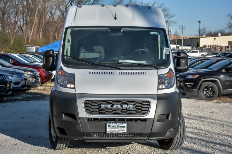 2019 ProMaster 2500 High Roof FWD,  Empty Cargo Van #19330 - photo 3