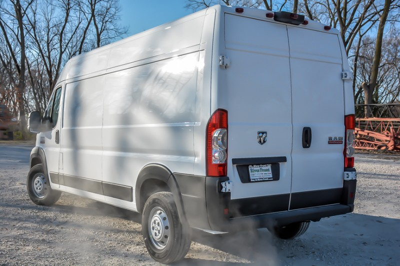 2019 ProMaster 2500 High Roof FWD,  Empty Cargo Van #19330 - photo 7