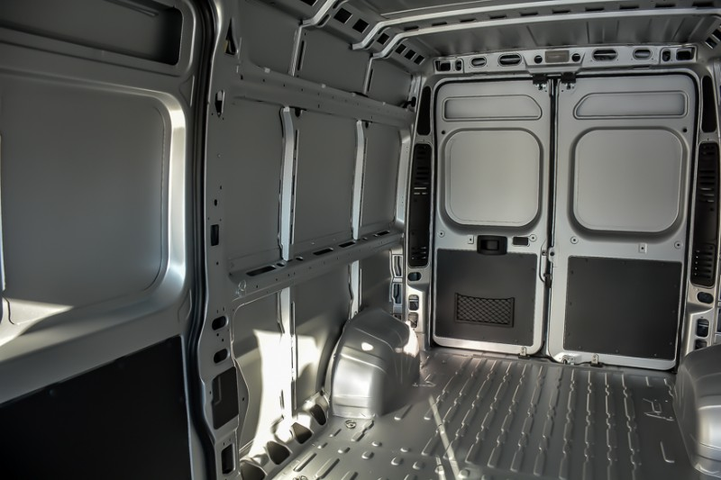 2019 ProMaster 2500 High Roof FWD,  Empty Cargo Van #19331 - photo 2