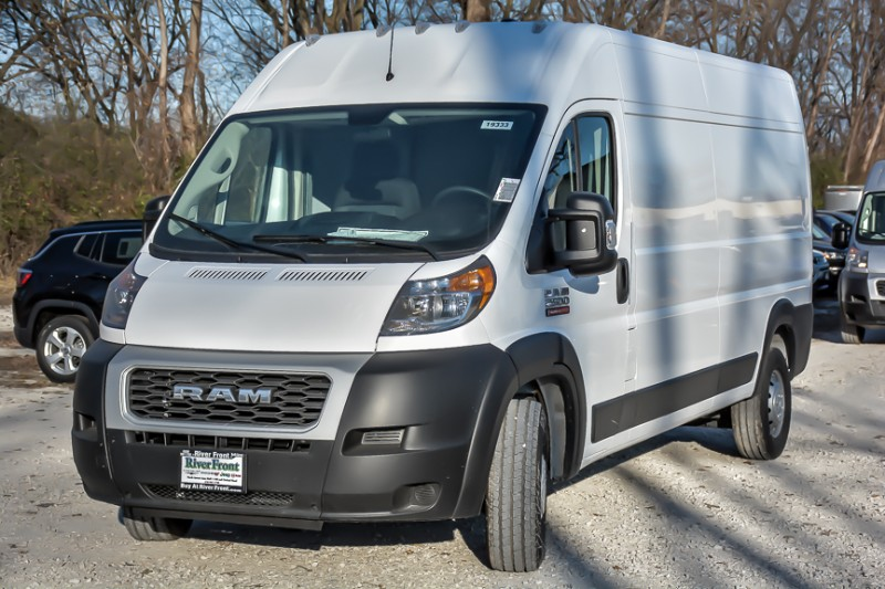 2019 ProMaster 2500 High Roof FWD,  Empty Cargo Van #19333 - photo 4