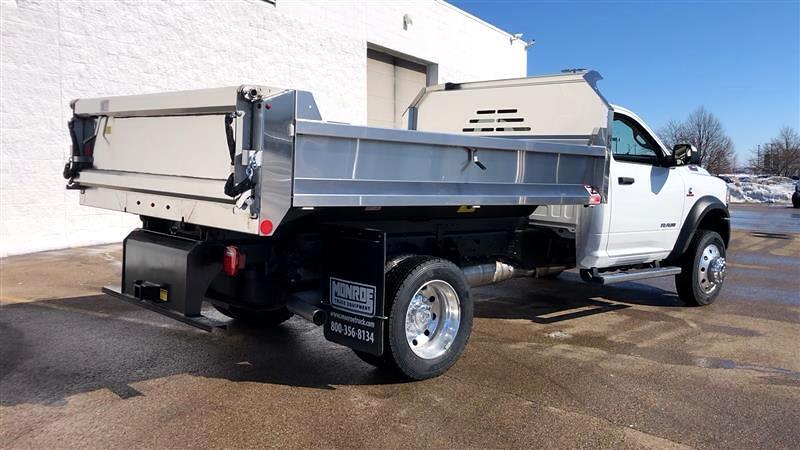 2020 Ram 5500 Regular Cab DRW 4x4, Monroe Dump Body #201251 - photo 1