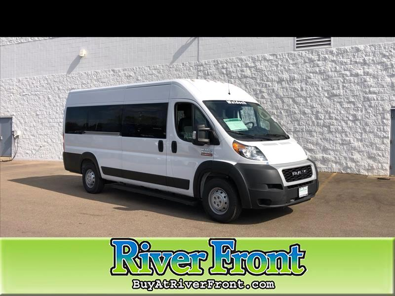 2020 Ram ProMaster 3500 High Roof FWD, Waldoch Passenger Wagon #20962 - photo 1