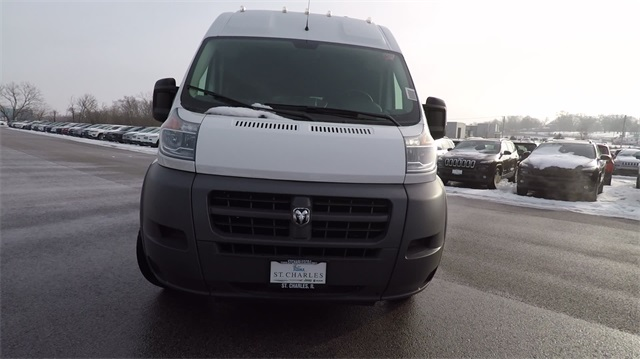 2017 ProMaster 1500 High Roof, Cargo Van #D4202 - photo 3