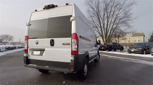 2017 ProMaster 1500 High Roof, Cargo Van #D4202 - photo 8