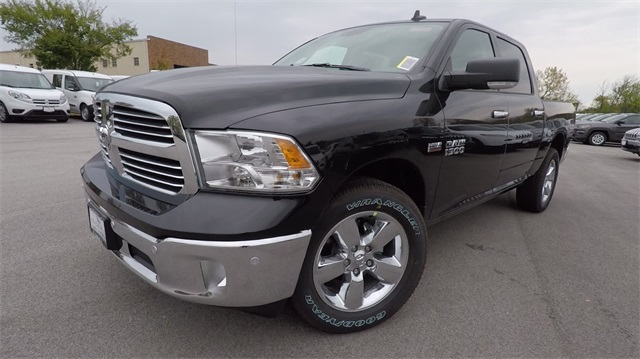 2018 Ram 1500 Crew Cab 4x4 Pickup #D4439 - photo 1