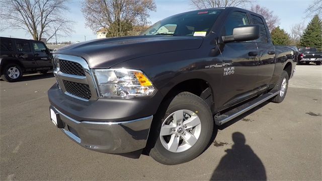 2018 Ram 1500 Quad Cab 4x4 Pickup #D4467 - photo 1