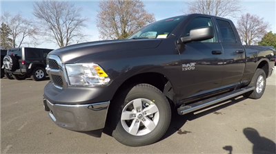 2018 Ram 1500 Quad Cab 4x4 Pickup #D4467 - photo 9