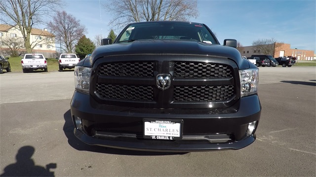 2018 Ram 1500 Quad Cab 4x4, Pickup #D4474 - photo 11
