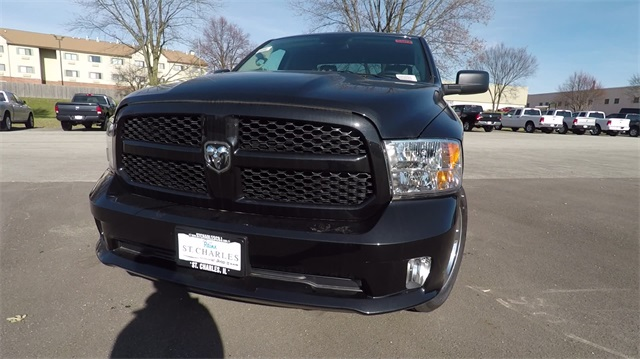 2018 Ram 1500 Quad Cab 4x4,  Pickup #D4474 - photo 3