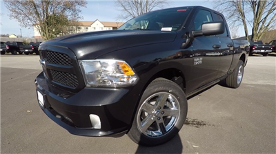 2018 Ram 1500 Quad Cab 4x4 Pickup #D4474 - photo 1