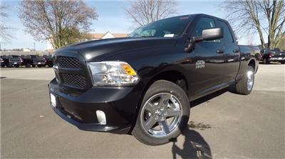 2018 Ram 1500 Quad Cab 4x4, Pickup #D4474 - photo 10