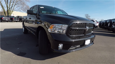 2018 Ram 1500 Quad Cab 4x4, Pickup #D4474 - photo 4