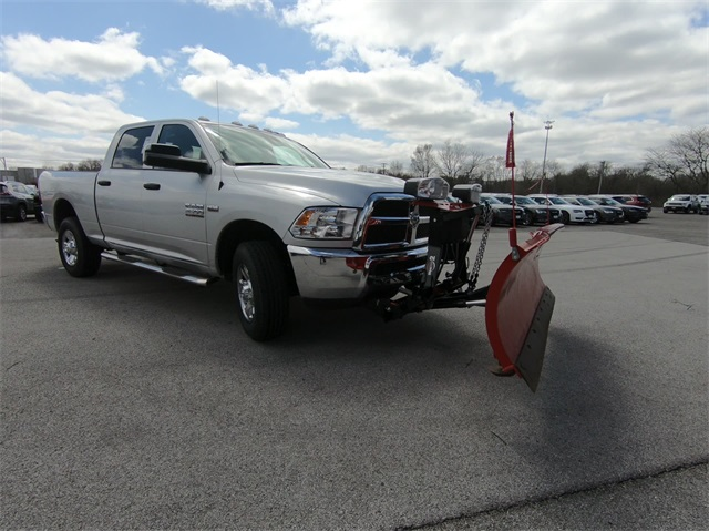 2018 Ram 2500 Crew Cab 4x4, Pickup #D4484 - photo 4