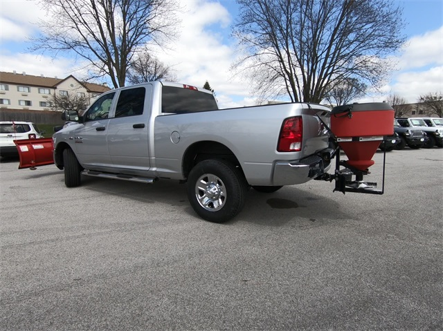 2018 Ram 2500 Crew Cab 4x4, Pickup #D4484 - photo 2