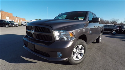 2018 Ram 1500 Quad Cab 4x4, Pickup #D4504 - photo 1