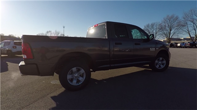 2018 Ram 1500 Quad Cab 4x4, Pickup #D4504 - photo 5