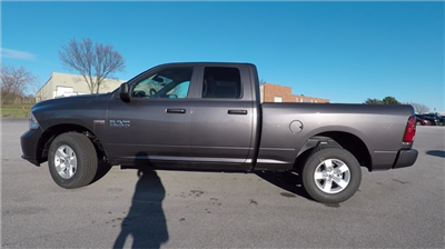 2018 Ram 1500 Quad Cab 4x4, Pickup #D4504 - photo 6