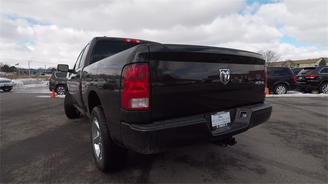 2018 Ram 1500 Quad Cab 4x4,  Pickup #D4544 - photo 11