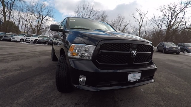 2018 Ram 1500 Quad Cab 4x4,  Pickup #D4544 - photo 4