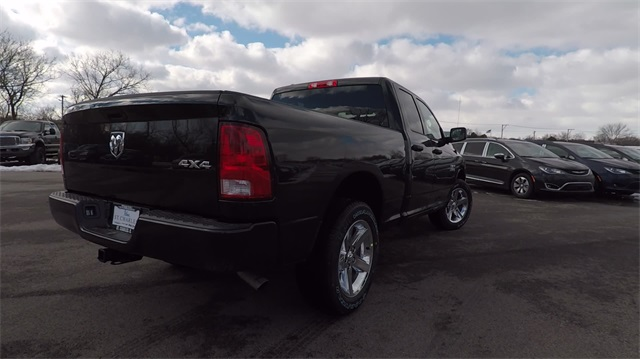 2018 Ram 1500 Quad Cab 4x4,  Pickup #D4544 - photo 8
