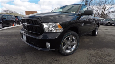 2018 Ram 1500 Quad Cab 4x4,  Pickup #D4544 - photo 1