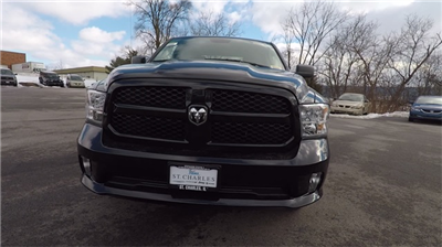 2018 Ram 1500 Quad Cab 4x4,  Pickup #D4544 - photo 3