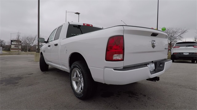2018 Ram 1500 Quad Cab 4x4, Pickup #D4561 - photo 2