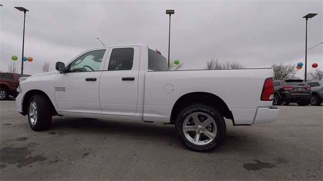 2018 Ram 1500 Quad Cab 4x4,  Pickup #D4561 - photo 11