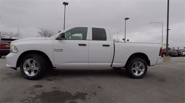 2018 Ram 1500 Quad Cab 4x4,  Pickup #D4561 - photo 12