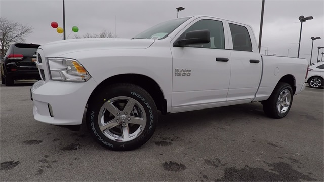 2018 Ram 1500 Quad Cab 4x4,  Pickup #D4561 - photo 13