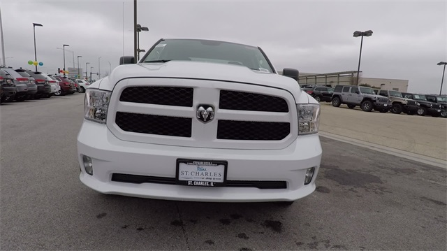 2018 Ram 1500 Quad Cab 4x4, Pickup #D4561 - photo 3