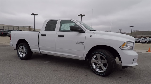 2018 Ram 1500 Quad Cab 4x4, Pickup #D4561 - photo 5