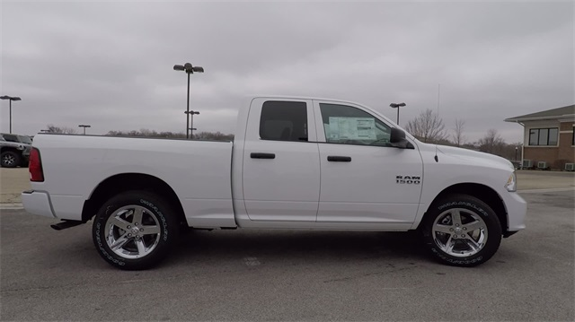 2018 Ram 1500 Quad Cab 4x4, Pickup #D4561 - photo 6