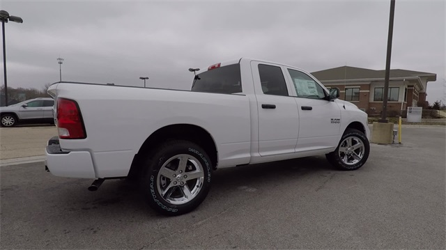 2018 Ram 1500 Quad Cab 4x4, Pickup #D4561 - photo 7