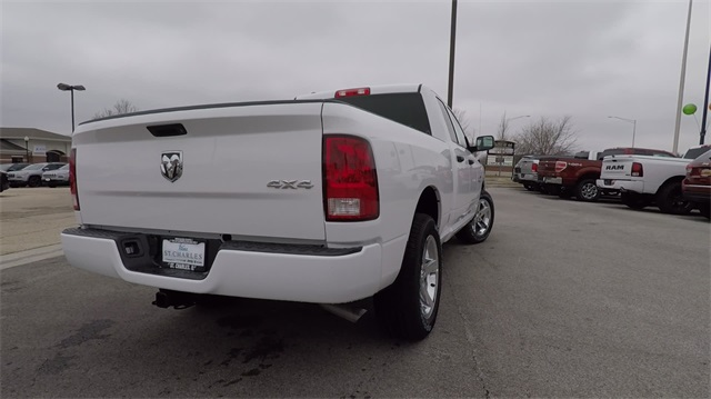2018 Ram 1500 Quad Cab 4x4,  Pickup #D4561 - photo 8
