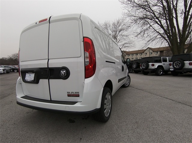 2018 ProMaster City, Cargo Van #D4576 - photo 8